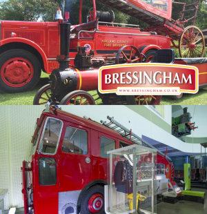 Glasgow Riverside Museum and Bressingham Steam Museum